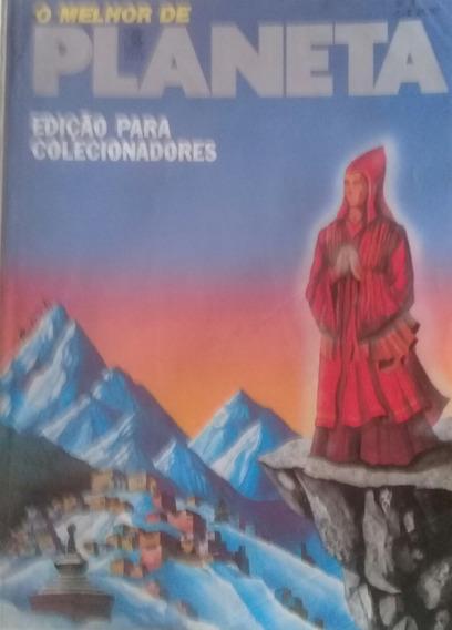 Revista O Melhor De Planeta Edição Para Colecionadores Vol 3