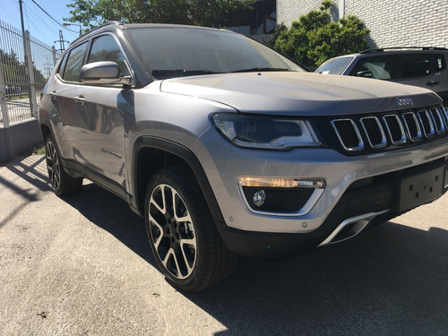 Jeep Compass 2.0 Turbo Diesel Limited