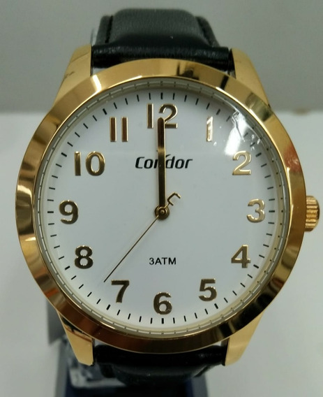 Relógio De Pulso Condor Co2035aa/2b