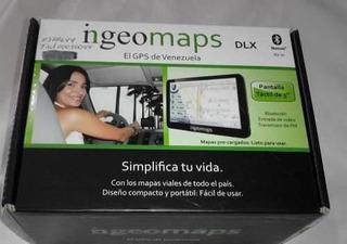Gps Ingeompas Dlx Cambio Por Garmin Nuvi 30