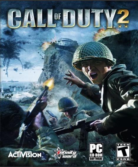 Game Top Call Of Duty 2 Download Para Computador Envio Imedi