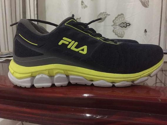 Tênis Footwear Fila Fluxer