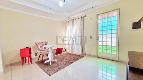 Casa Com 2 Dormitórios À Venda, 61 M² Por R$ 260.000,00 - Parque Villa Flores - Sumaré/sp - Ca0443