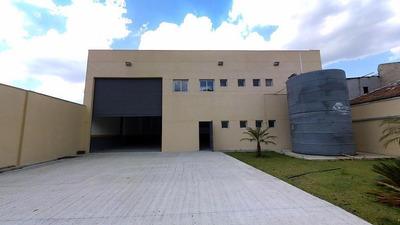 Galpão Comercial À Venda, Vila Monumento, São Paulo - Ga0129. - Ga0129