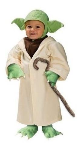Jedi Maestro Yoda Trajes De Vestir Para Ninos Jovenes