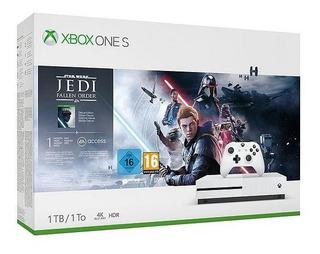 Microsoft Consola Xbox One S 1tb Star Wars Jedi Fallen Order