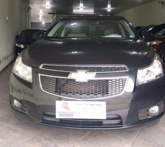 Chevrolet Cruze Sedan 1.8 16v 4p Ltz Ecotec Flex Automático