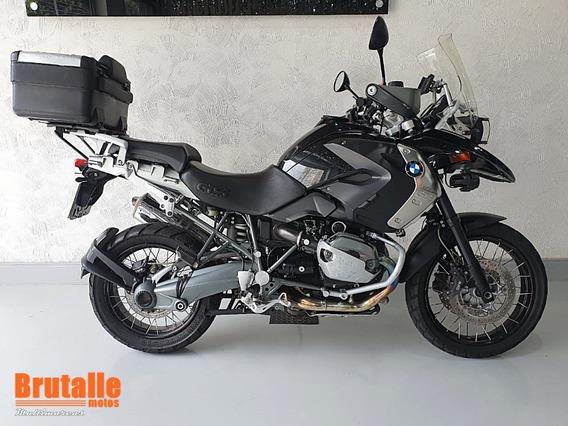 Bmw R 1200 Gs Premium Triple Black Preta