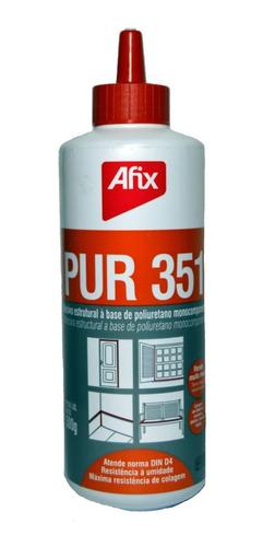 Imagen 1 de 2 de Cola Poliuretanica Afix Pur 351 D4
