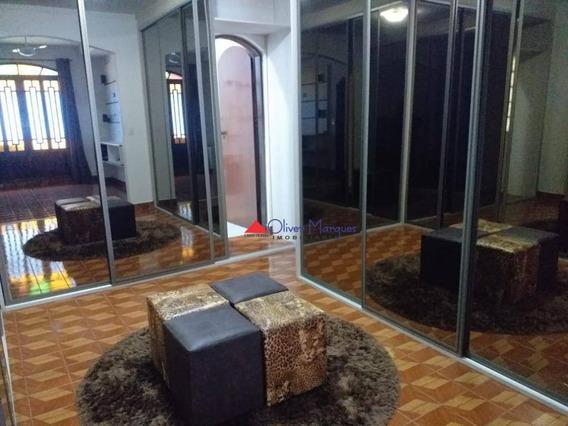 Sobrado Com 4 Dormitórios À Venda, 319 M² Por R$ 1.500.000,00 - Adalgisa - Osasco/sp - So2064