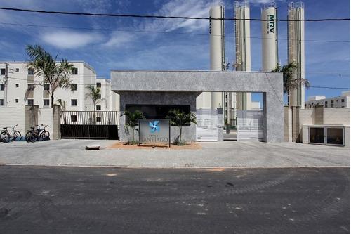 Apartamento Em Atlântica, Rio Das Ostras/rj De 51m² 2 Quartos À Venda Por R$ 175.000,00 - Ap631229