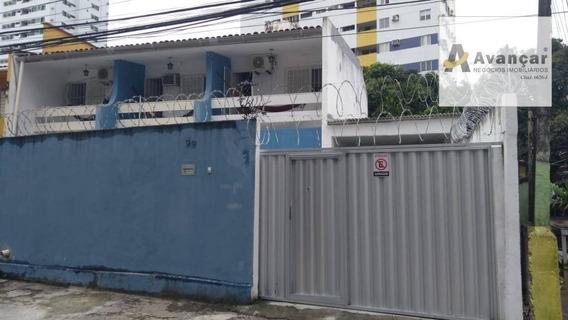 Casa Residencial À Venda, Madalena, Recife. - Ca0104