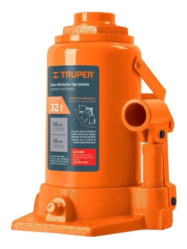Gata Botella Hidraulica Truper 14819 32 Tons 427 Mm Oferta