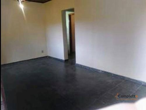 Casa Com 2 Dormitórios À Venda, 81 M² Por R$ 370.000 - Taquara. - Ca0274