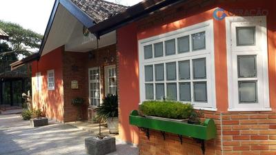 Casa Residencial À Venda, Zona Rural, Santo Antônio Do Pinhal. - Ca1436