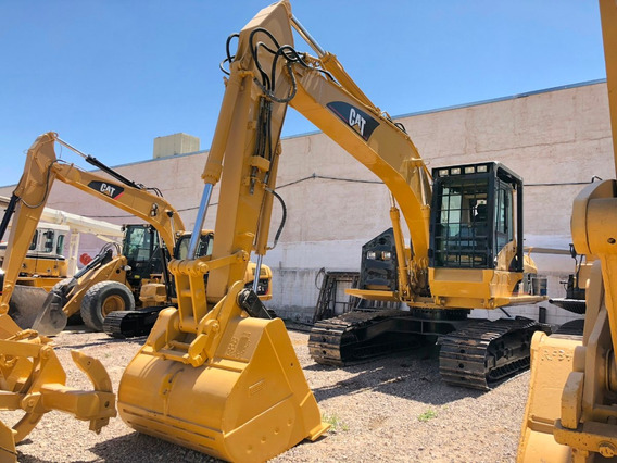 Excavadora Caterpillar 320cl Mod 2006 Excelentes Condiciones