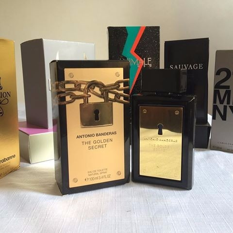 Perfume Antonio Banderas The Golden Secret 100ml Edt
