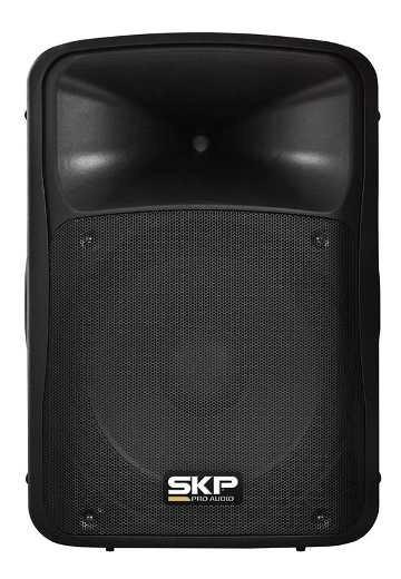 Caixa Ativa 15 Polegadas 250w Rms Skp Sk 4p Bluetooth