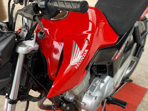 Imagem 1 de 8 de Honda Cg 150 Fan Esdi