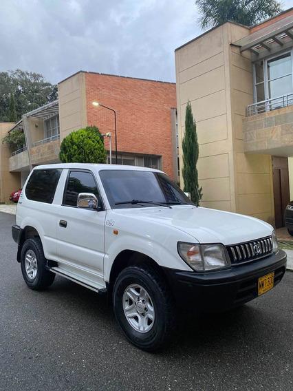 Toyota Prado Sumo Blindaje Ii Plus