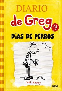 Diario De Greg 4 - Días De Perros - Kinney   Rba
