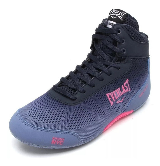 Botines Everlast Forceknit De Boxeo Mujer