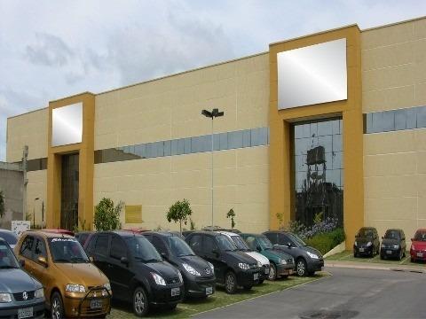 Imagem 1 de 4 de Galpão/depósito/armazém/barracão Para Alugar Em Atibaia - Gl00199 - 1946097