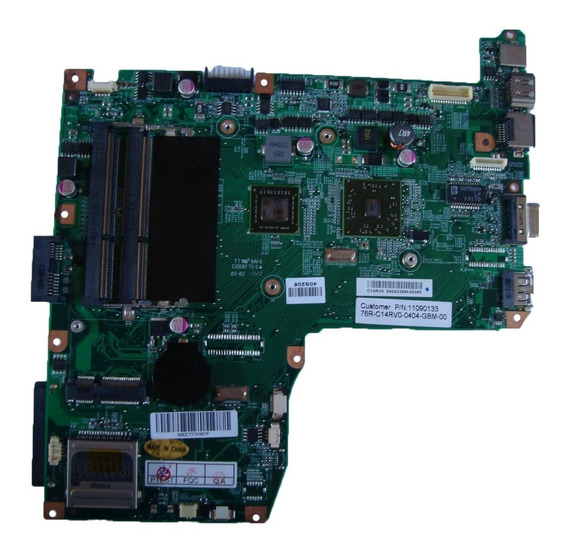 Placa Mãe Nova Toshiba Sti Na1401 71rv4-t840 A14rvox V4.0