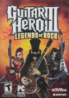 Guitar Hero Iii: Legends Of Rock- Envío Gratis