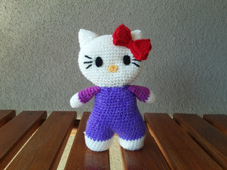 Hello Kitty Engel mit Herz – Fertisch! – Stricken und Häkeln mit ... | 240x320