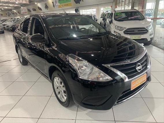Nissan Versa Versa 1.6 Sv - 2017/2017