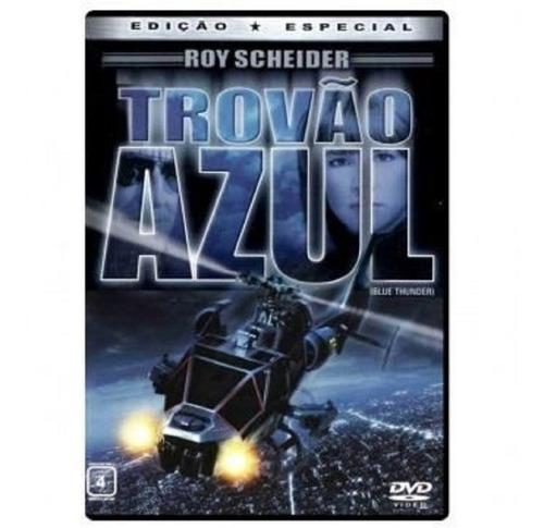 Imagem 1 de 2 de Trovão Azul - Edição Especial (dvd)