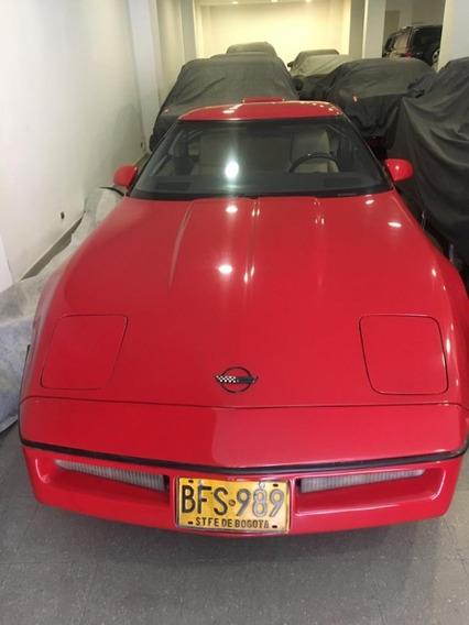 Chevrolet Corvette, Coupe 5200 Cc- Modelo 1987