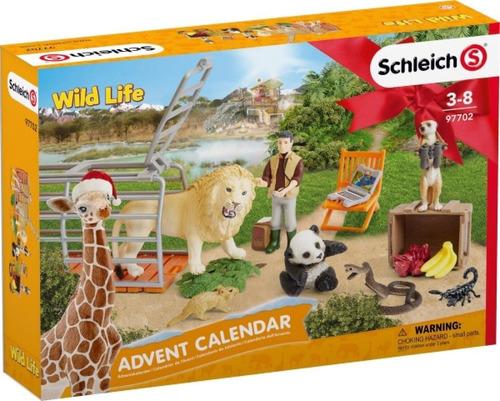 42408 Schleich aventure Tree House Farm World Playset /& Plastique Figure Animaux
