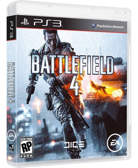 Battlefield - 4 | Ps3 / Playstation 3 M. Fisica