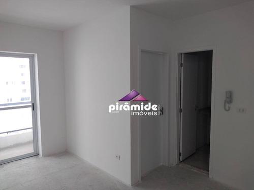 Apartamento À Venda, 34 M² Por R$ 260.000,00 - Jardim Augusta - São José Dos Campos/sp - Ap12560