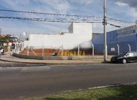 Imagem 1 de 1 de Área À Venda, 607 M² Por R$ 1.470.000,00 - Parque Dos Eucaliptos - Sorocaba/sp - Ar0006