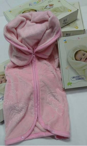 2 Em 1 - Saco De Dormir E Cobertor Baby Sac Jolitex Bebe