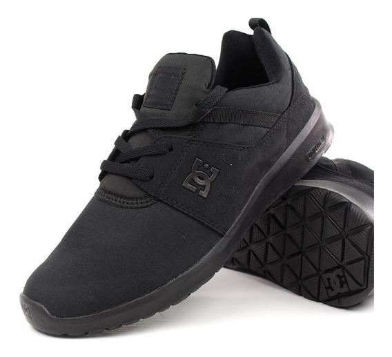 Zapatillas Dc Shoes Heathrow Suela Negra - Envíos Sin Cargo