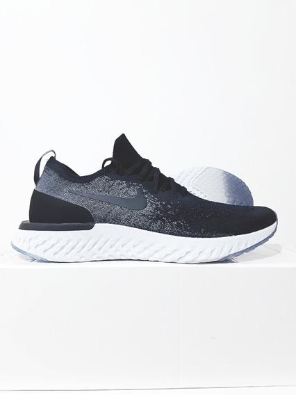 Tênis Corrida Nike Epic React Flyknit Cinza N. 42 (10 Usa)
