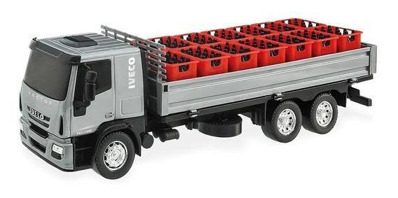 Caminhão Iveco Tector Delivery - Usual Brinquedos