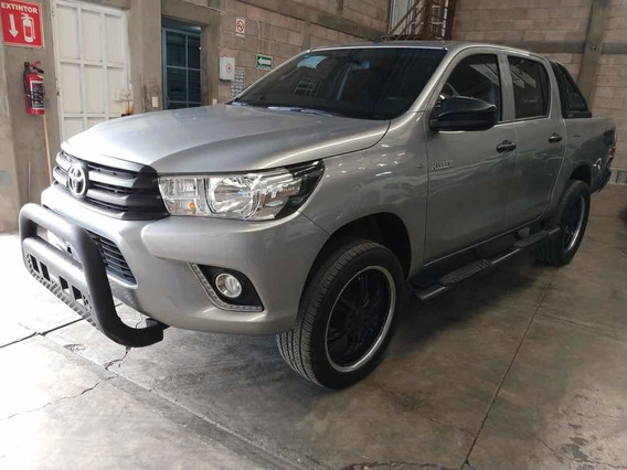 Toyota Hilux 2.8 Tdi Cabina Doble Mt 2019