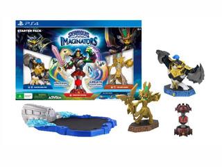 Juego Con Personajes Skylanders Imaginators Ps4 Sony