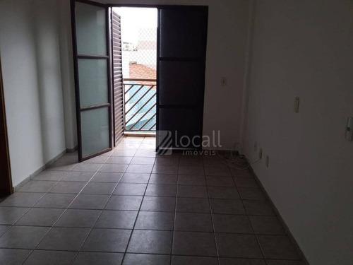 Apartamento Com 2 Dormitórios Para Alugar, 80 M² Por R$ 950,00/mês - Vila São Pedro - São José Do Rio Preto/sp - Ap2529