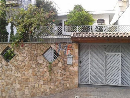 Imagem 1 de 8 de Ref 6671 - Lindissimo Sobrado 3 Dormitórios E 3 Vagas Santa Terezinha Z.n. - 6671