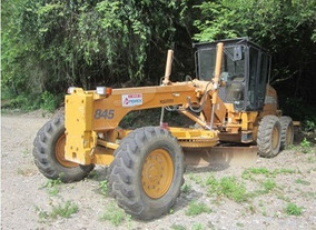Motoconformadoras Case 865 Año 2010 (4) Disponibles