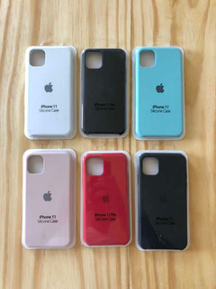 Case iPhone 11 Silicone