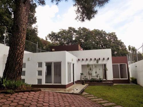Casa En Fraccionamiento En Real De Tetela / Cuernavaca - Seq-87-fr