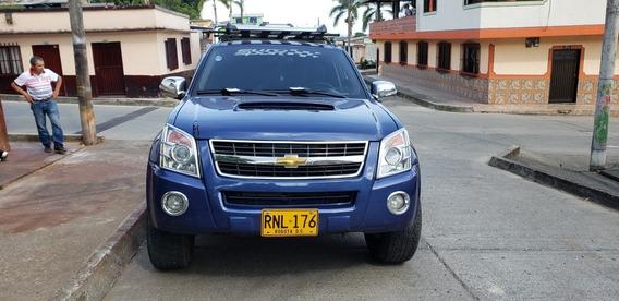 Chevrolet Luv D-max 2012 4x4