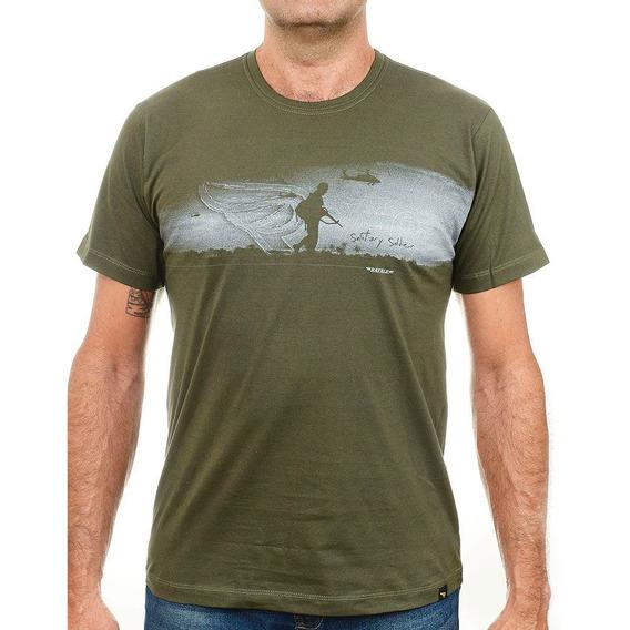 Camiseta Militar Rafale Solitary Soldier 111v